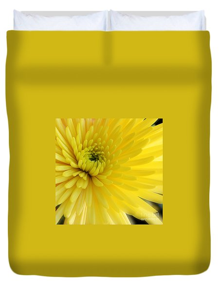 Lemon Mum Duvet Cover