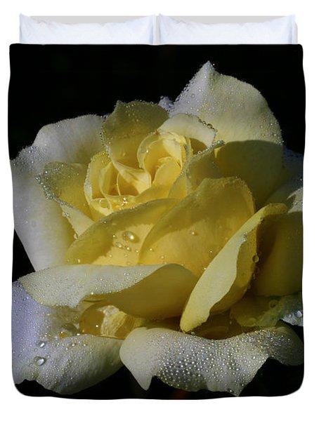 Lemoncandy Duvet Cover by Doug Norkum