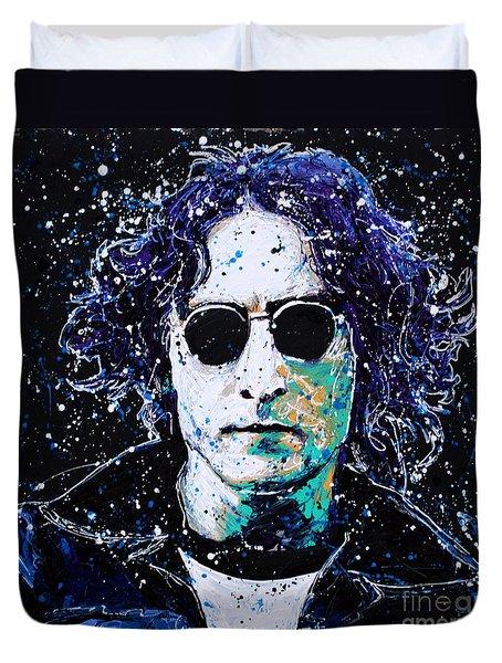 Lennon Duvet Cover
