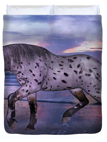 Leopard Appaloosa Duvet Cover