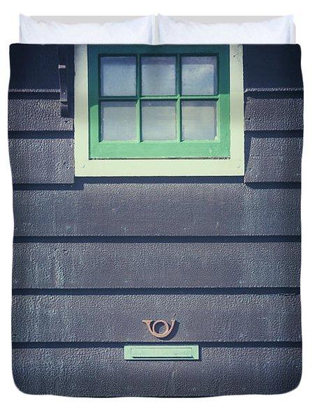 Letter Box Duvet Cover by Joana Kruse