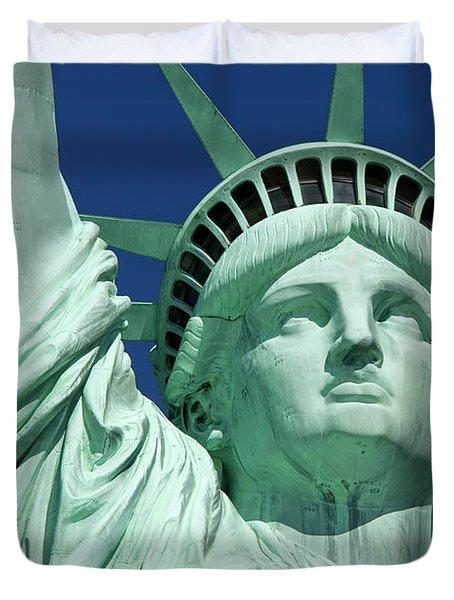 Liberty Duvet Cover by Brian Jannsen