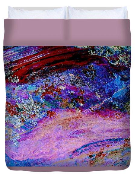 Lichen Sarabande Duvet Cover