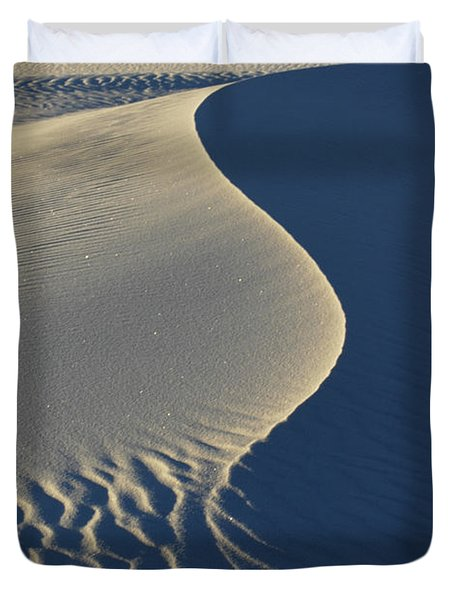 Light And Shadows Duvet Cover by Vivian Christopher