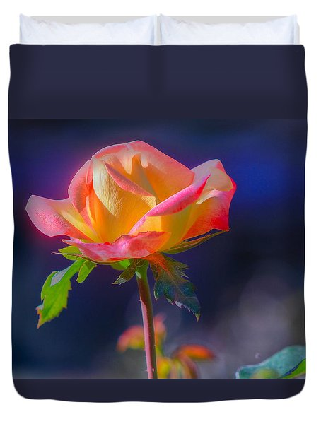 Flower 10 Duvet Cover