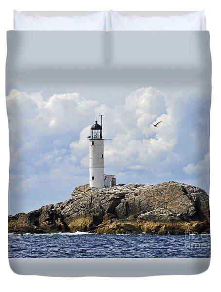 Lighthouse Duvet Cover