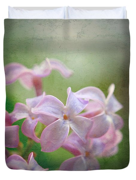 Lilac Dreaming  Duvet Cover