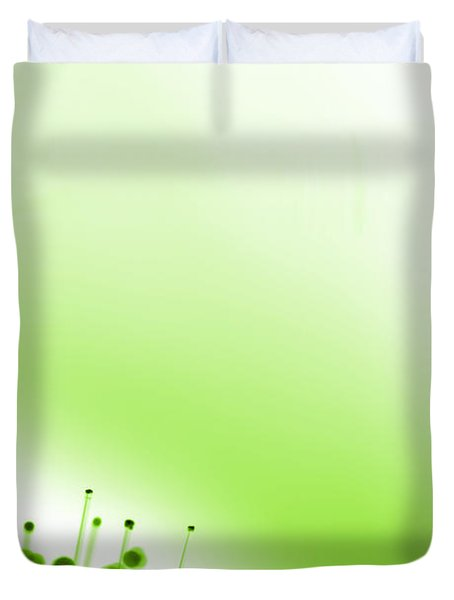 Limelight Duvet Cover