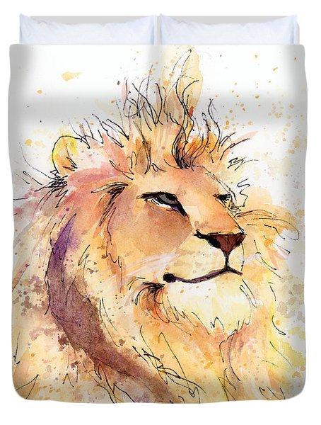Lion 3 Duvet Cover