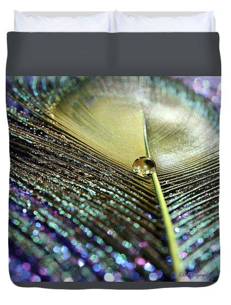 Liquid Reflection Duvet Cover