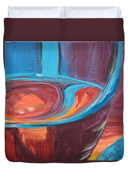 Liquid Sway Duvet Cover