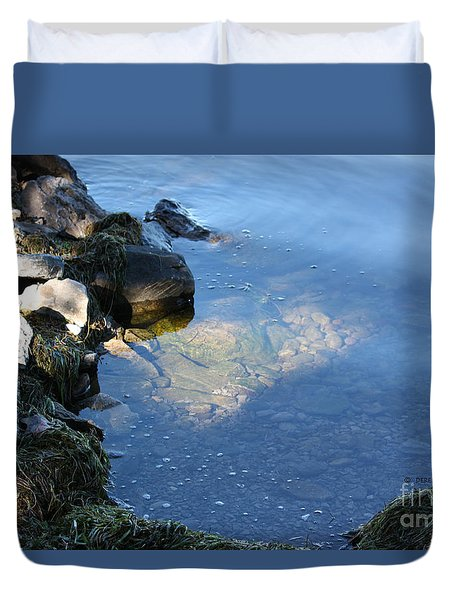 Little Bay Duvet Cover