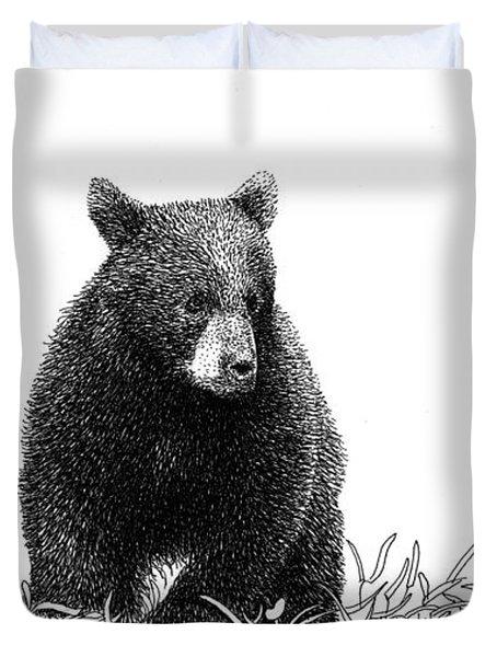Little Bear Duvet Cover