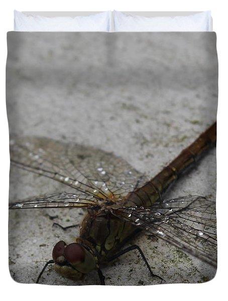 Little Dragonfly Duvet Cover