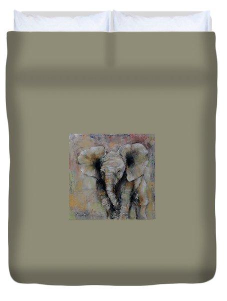 Little Giant Duvet Cover