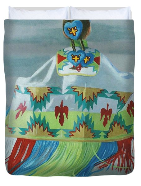 Little Princess Duvet Cover