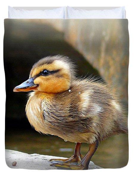 Little Quack Duvet Cover