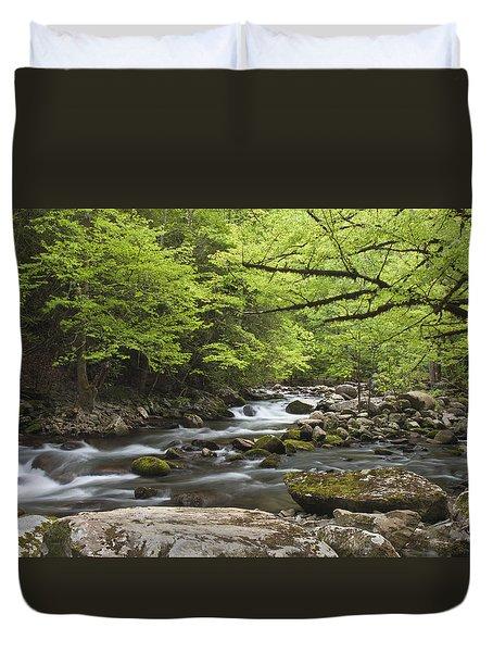 Little River Respite Duvet Cover