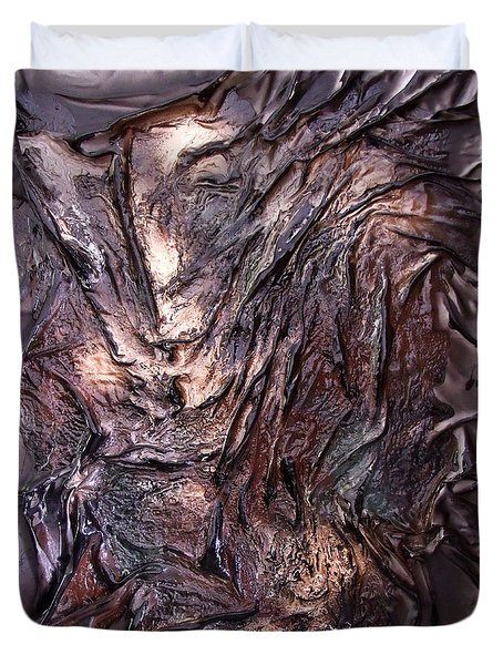 Living Bark Duvet Cover