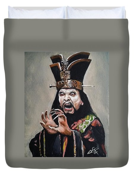Lo Pan Duvet Cover