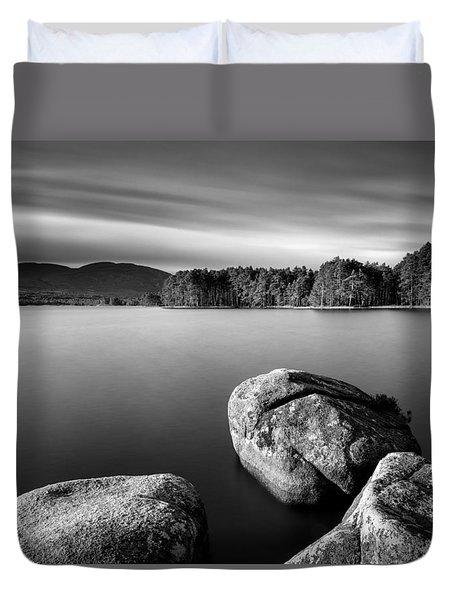 Loch Garten Duvet Cover