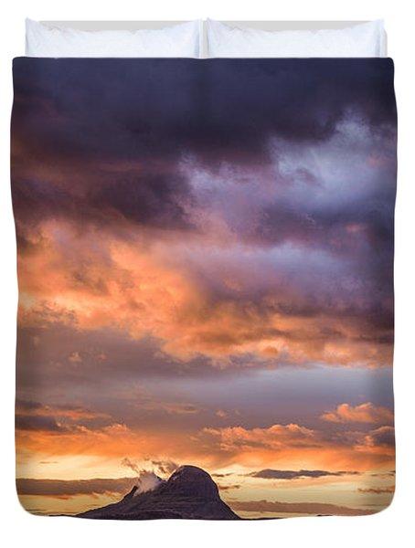 Lochinver Sunrise Duvet Cover