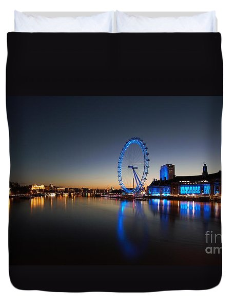 London 1 Duvet Cover