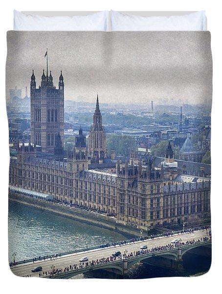 London Duvet Cover