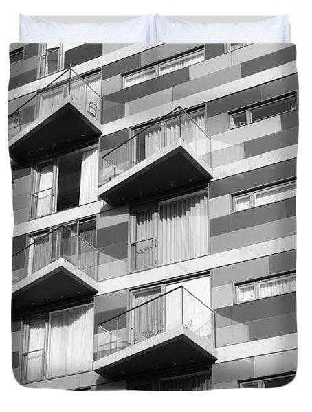 London Life Duvet Cover