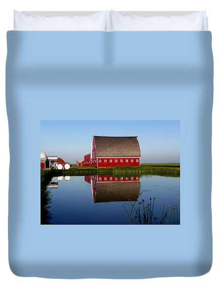 Lone Star Farms Duvet Cover