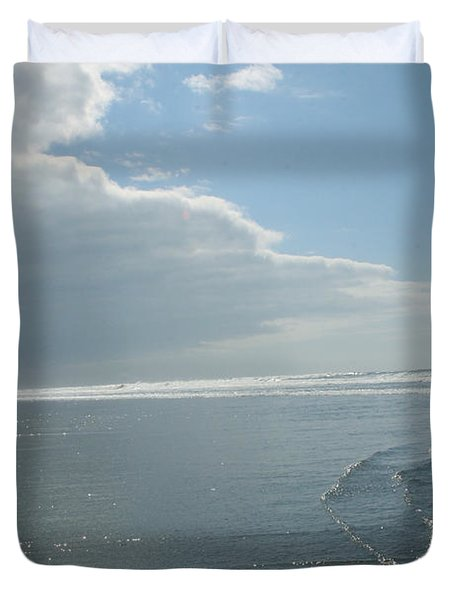 Long Beach 1 Duvet Cover