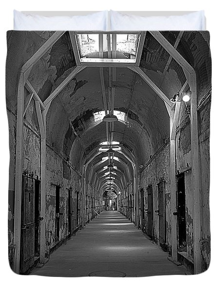 Long Hallway Duvet Cover