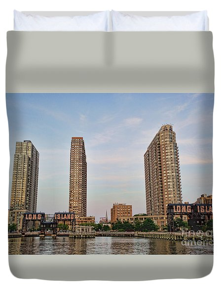 Long Island Duvet Cover