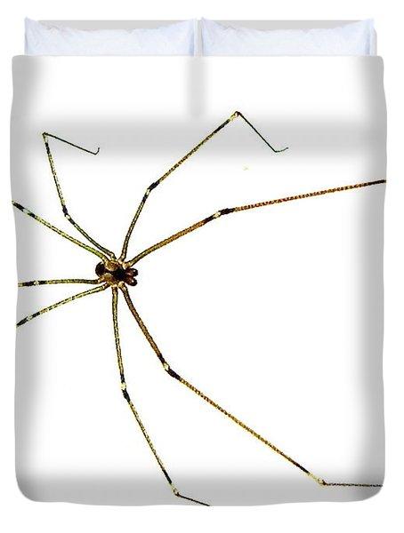 Long-legged Spider Duvet Cover