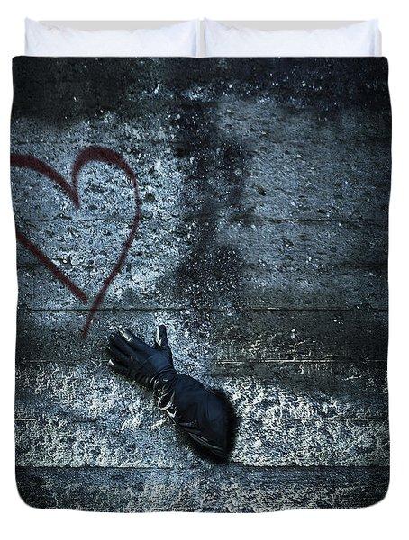 Longing For Love Duvet Cover