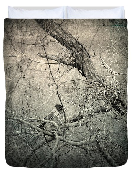 Lontano Duvet Cover by Taylan Apukovska