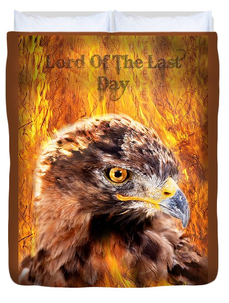 Lord Of The Last Day Duvet Cover