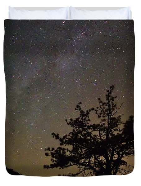 Lost In The Night Duvet Cover by James BO  Insogna