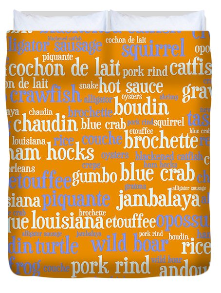 Louisiana Cajun Heaven 20130625p168 Duvet Cover