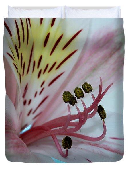 Love Blossom Duvet Cover