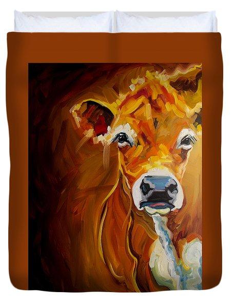 Love Cow Duvet Cover