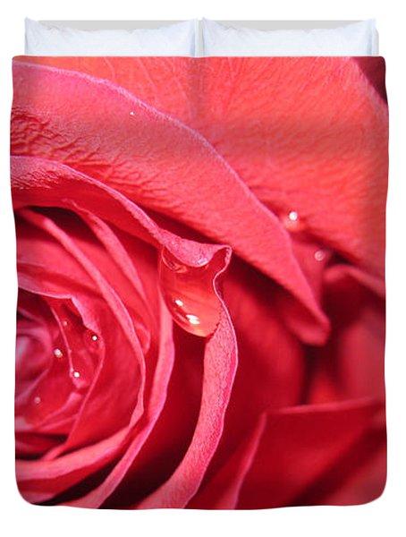 Love Is ... Duvet Cover