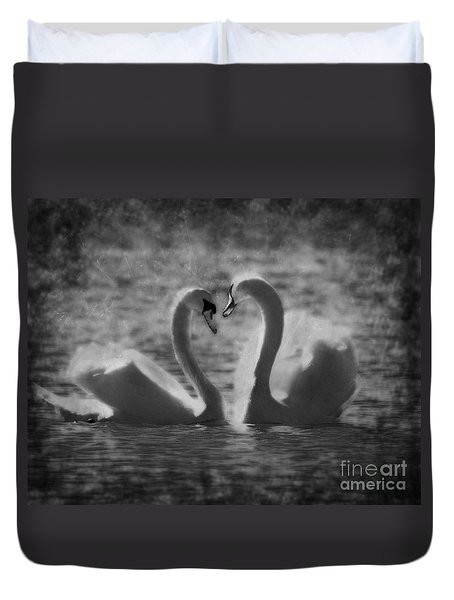 Love Is.. Duvet Cover