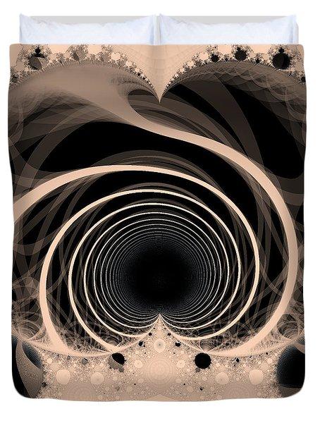 Love Tunnel Duvet Cover