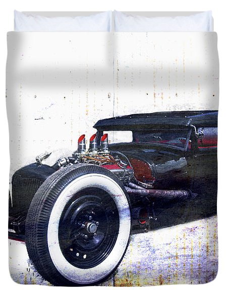 Low Boy V3.0 Duvet Cover