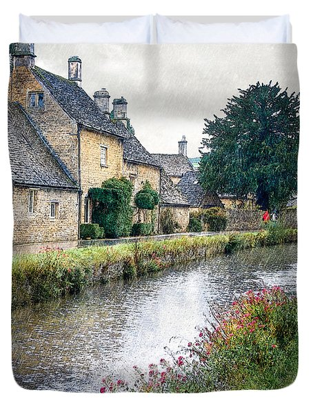 Lower Slaughter Duvet Cover