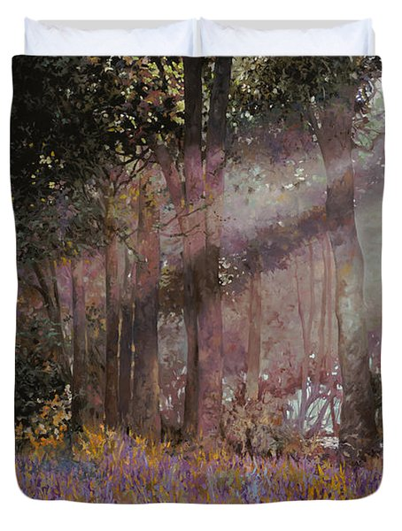 Luci Duvet Cover by Guido Borelli