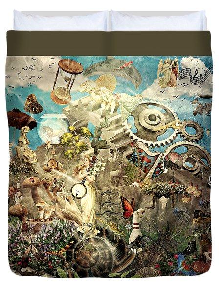 Lucid Dreaming Duvet Cover