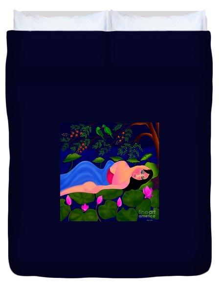 Lullaby Duvet Cover