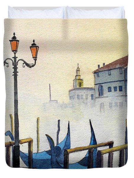 Lumi Di Candelbro Duvet Cover